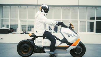 Közeleg a BMW új elektromos robogója
