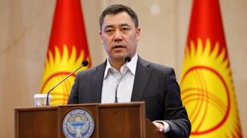 Lemond a kirgiz elnök