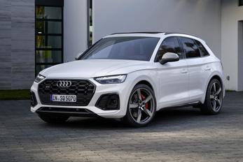 Elkészült az új Audi SQ5