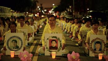 Szibériában betiltották a Falun Gong mozgalmat