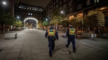 Kijárási korlátozás: több mint 270 emberrel szemben intézkedtek a rendőrök
