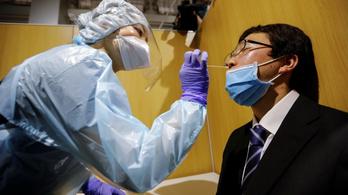 Japánban rekordot döntött a napi új megbetegedések száma