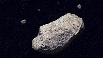 A Föld felé tart egy újonnan felfedezett aszteroida