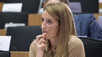 Az Európai Néppárt politikusa, Roberta Metsola lett az Európai Parlament alelnöke