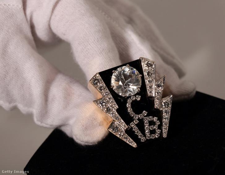 Elvis Presley gyűrűje