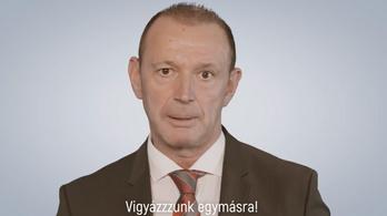 Visszatért Győrfi Pál