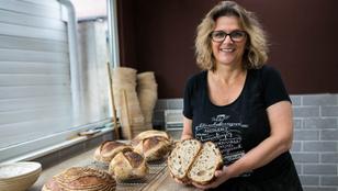 A kenyér jelenti a biztonságot, de a jó kovásznak idő kell, hogy fickós legyen