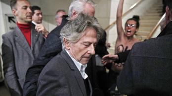 Roman Polanskit kizárta a Francia Filmakadémia vezetősége