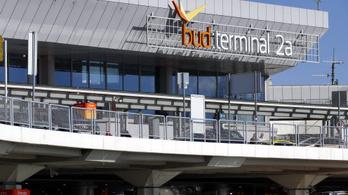 Mélyponton a Liszt Ferenc reptér forgalma, és tovább csökken