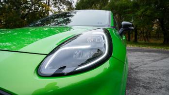 Menetpróba: Ford Puma ST - 2020