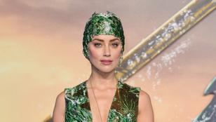 Petícióval akarják eltántorítani Amber Heardöt az Aquaman 2-től