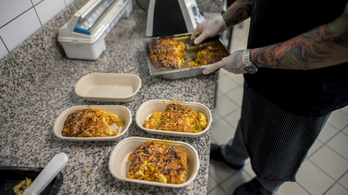 Öt százalékra csökken a kiszállított ételek áfája