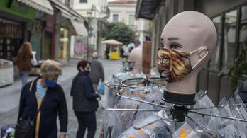 Egész Görögországot ingyen beoltják koronavírus ellen