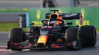 Max Verstappen mindkét szabadedzést megnyerte Törökországban