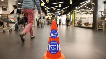 Új szigorítás jön Ausztriában, várhatóan bezárják a plázákat is