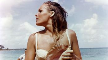 Senkinek nem kellett az első Bond-lány legendás bikinije