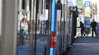 BKK: a következő két vasárnapon pótlóbusz közlekedik a Lehel tértől
