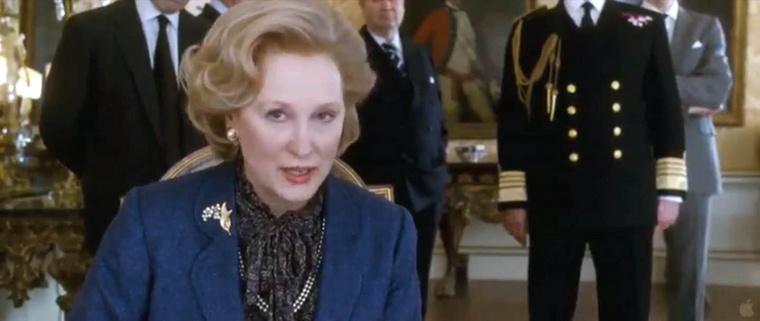 Ugyanakkor megjegyeznénk, hogy nem Anderson az első, aki megformálja az Iron Ladyként (Vasladyként)  is elhíresült politikust