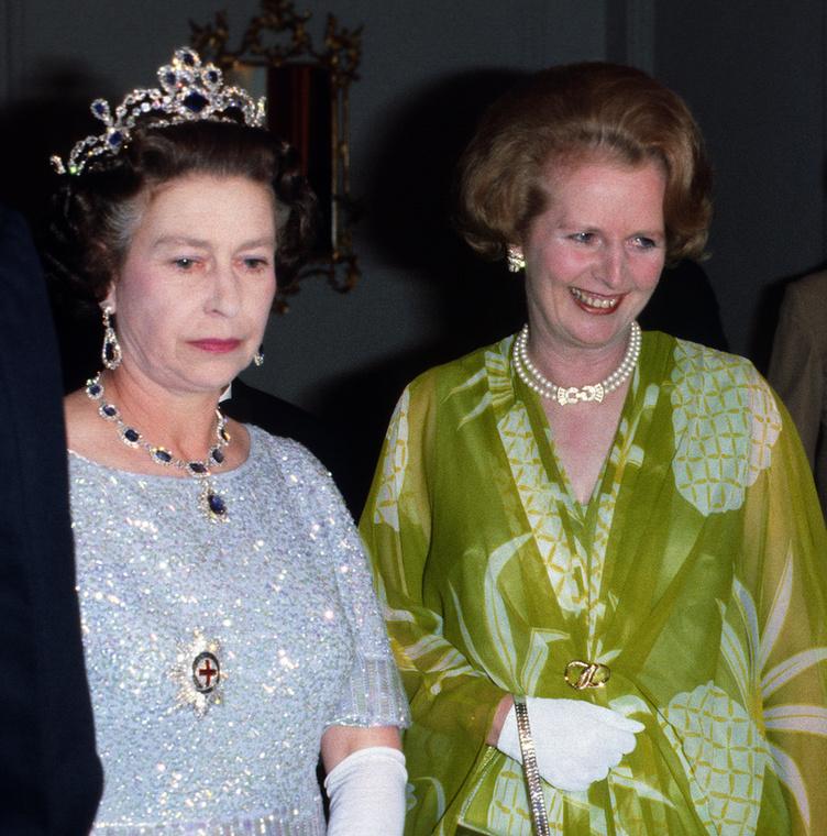 Thatcher és II