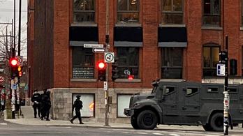 Túszejtéshez riasztottak, hatalmas rendőrségi akció zajlik az Ubisoft montreali székházában