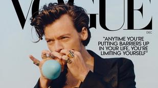 Kitalálja, ki az első férfi, aki a Vogue címlapján szerepel?