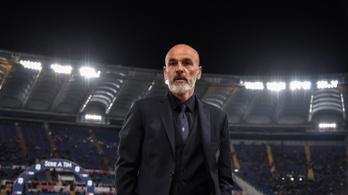 Koronavírusos a Milan edzője