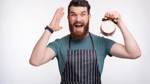 Így készülhetsz el valóban 30 perc alatt a félórás receptekkel