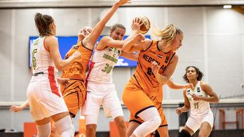 Vereséget szenvedett a női kosárlabda-válogatott Amszterdamban
