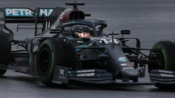 Lewis Hamilton megszerezte hetedik világbajnoki címét