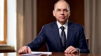 Ukrajnában már az egészségügyi miniszter is koronavírusos