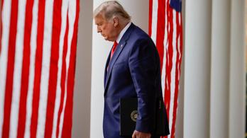 Donald Trump véletlenül elismerte, hogy Joe Biden győzött, aztán rájött, hogy nem kellett volna
