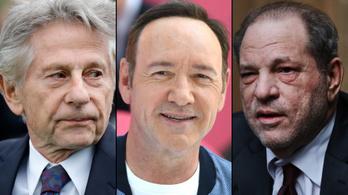 Hollywood velünk élő szexuális ragadozói