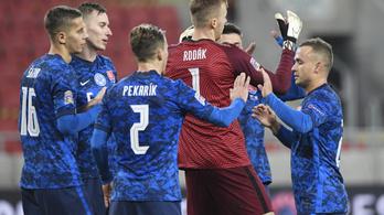 A szlovákok először nyertek a Nemzetek Ligájában