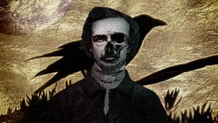 Verés? Veszettség? Gyilkosság? Edgar Allan Poe halálának okát máig homály fedi
