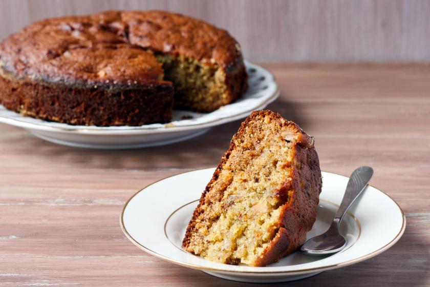 Gyömbéres, almás kevert süti 10 perc munkával: az íze és az illata is mennyei