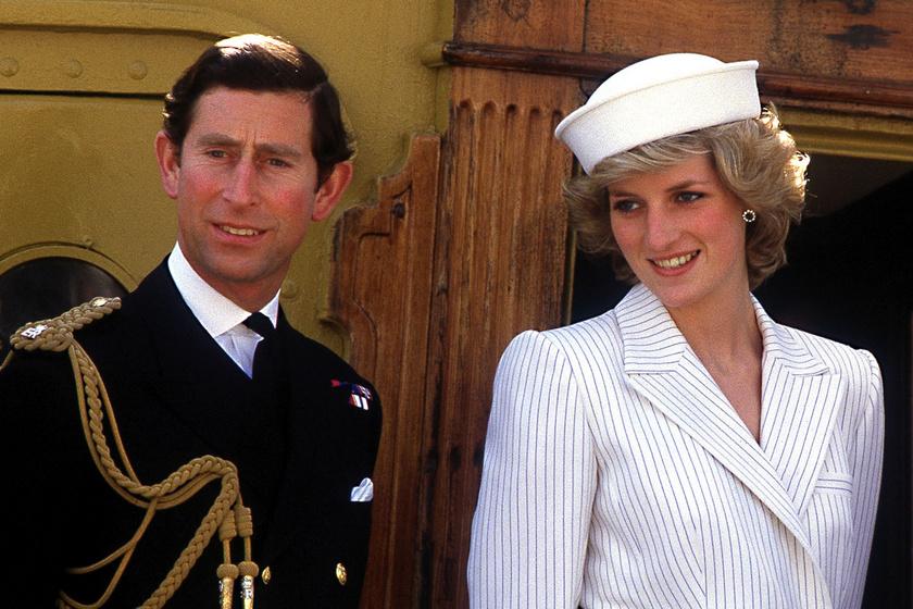 Diana hercegnő meglepő vallomása: a halála előtt Károllyal ilyen volt a viszonyuk