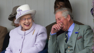 II. Erzsébet egyszer eltörölt egy protokollszabályt a fia miatt