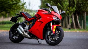 Teszt: Ducati Supersport – 2019.