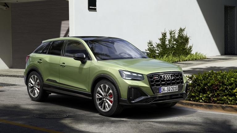 Elkészült az új Audi SQ2