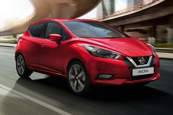 Tisztább lesz a Nissan Micra