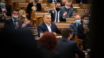 Árulás, lopás, történelmi bűn - érkeznek az ellenzéki értékelések Orbán Viktor vétójára