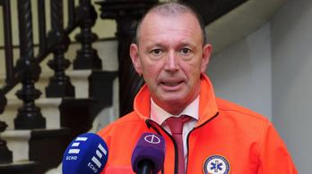 Győrfi Pál: Napi 12-13 ezer koronavírusteszt-megrendelést kap a mentőszolgálat