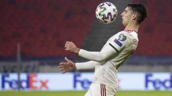Európa legjobb fiatal játékosai között Szoboszlai Dominik