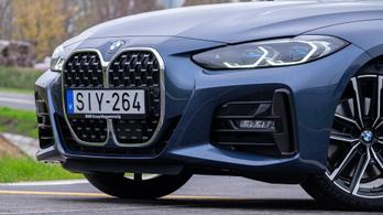 Menetpróba: BMW 430i – 2020.