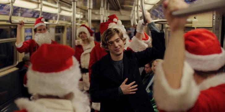 Dash a metróban