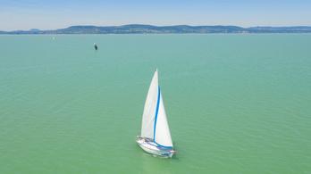 Ne hajózzon a Balatonon, nincs kapacitás a mentésre!