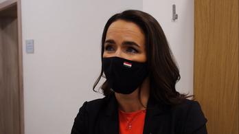 Novák Katalin: A pedagógiai szakszolgálatnál dolgozókat is hetente tesztelik