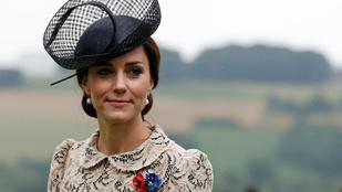 Kate Middleton teljesen meghatódott kiállítása egyik képétől