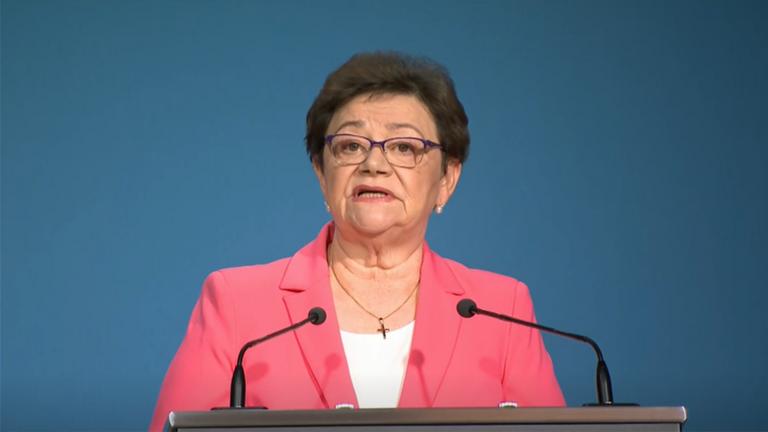 Müller Cecília: Van az az egészségügyi állapot, amikor nem tudunk életet menteni