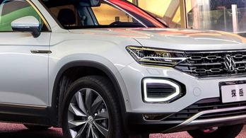 Kínai Volkswagen jöhet Európába